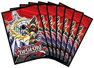 Konami Official Card Supplies YUGIOH Card Sleeves Pendulum Powered Card Sleeves [70 Count]