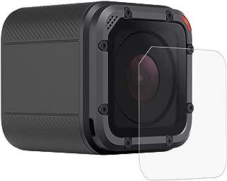Durable Screw Mount Black JINGZ 58mm Lens Hood for Cameras
