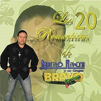 Las 20 Románticas De Marito Rivera