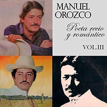 Poeta Recio y Romántico, Vol. III