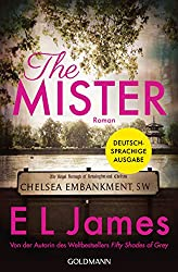 E L James - The Mister Meistverkaufte Bücher 2019 Bestseller BELLETRISTIK