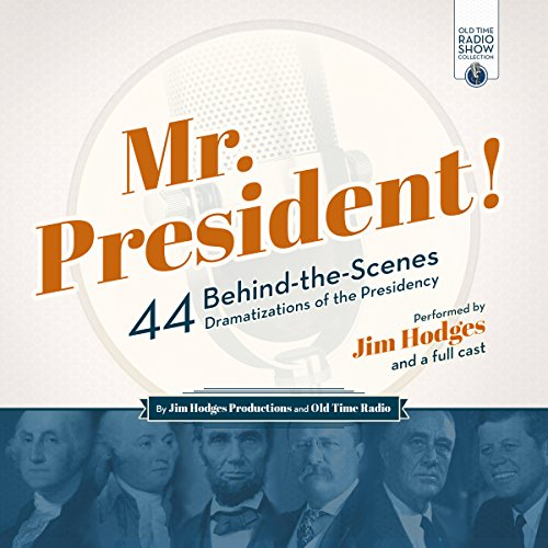 Mr. President! audiobook cover art