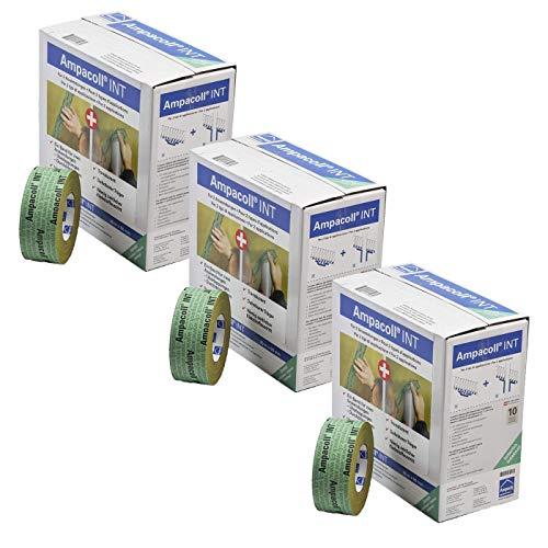 AMPACK Ampacoll ® INT 60MM x 40MTR für Überlappungen & Durchdringungen; Swiss Quality (3 Rollen)
