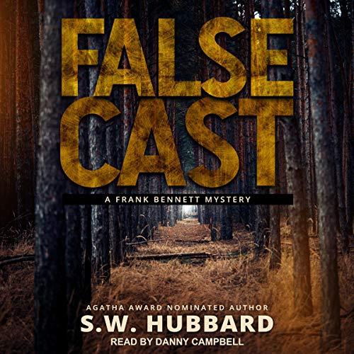 False Cast audiobook cover art