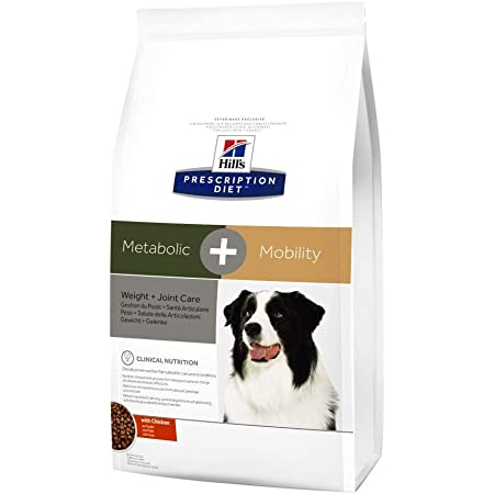 Hill's HPD Canine Metabolic Plus Mobility - 12 kg