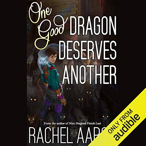 Page de couverture de One Good Dragon Deserves Another
