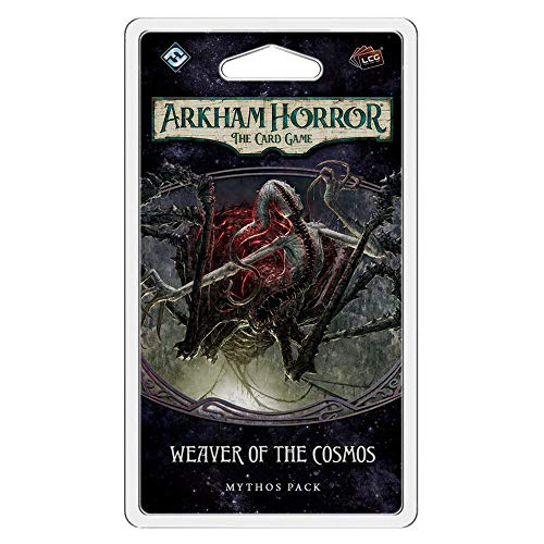 Fantasy Flight Games Arkham Horror LCG The Dream-Eaters Cycle: Weaver of The Cosmos Mythos Pack - English