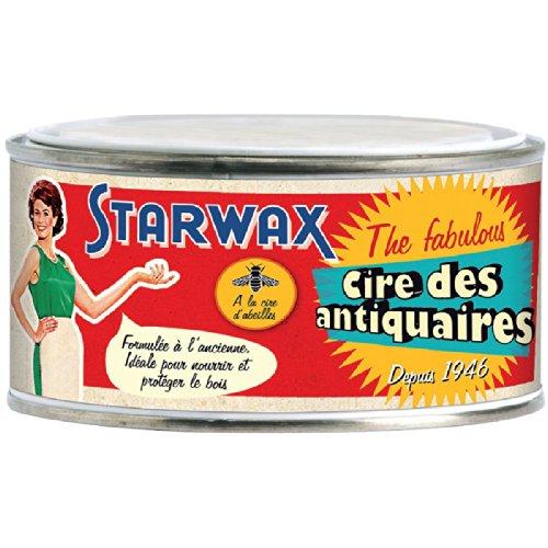 STARWAX FABULOUS 21024 Entretien du Bois, Voir descriptif, Taille Unique