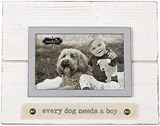 Mud Pie Every Dog Needs A Boy Frame