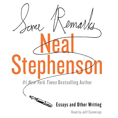 Some Remarks Audiobook By Neal Stephenson cover art
