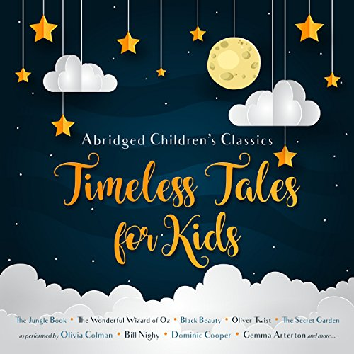 Timeless Tales for Kids audiobook cover art