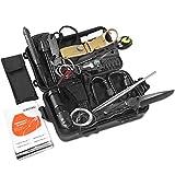 Survival Kits 25 in 1, RegeMoudal Emergency Survival Gear and...