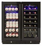 Vinotemp EL-BWC101-01 Wine and Beverage Cooler
