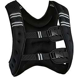 Weight vest Running vest Training vest 10kg for fitness training