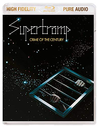 Supertramp - Crime of the century (BRD audio) [Blu-ray]