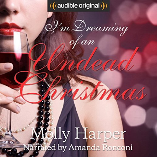 I'm Dreaming of an Undead Christmas audiobook cover art
