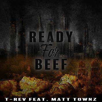 Ready for Beef (feat. Matt Townz)