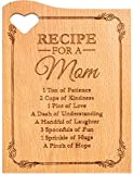 Gifts for Mom From Daughter or Son - Sentimental Cutting Board Mom Gifts for Mothers Day, Mom...