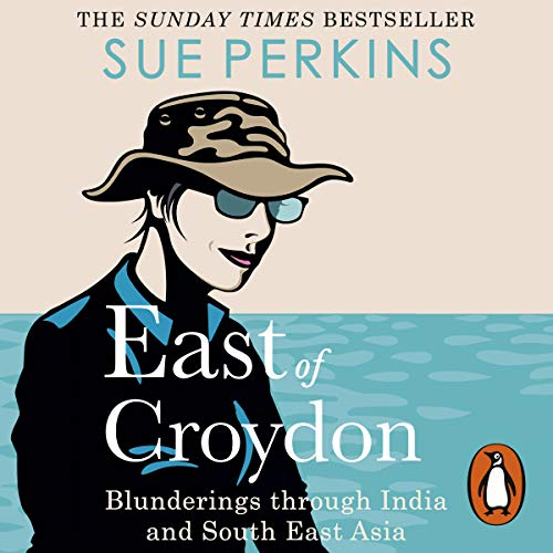 East of Croydon audiobook cover art
