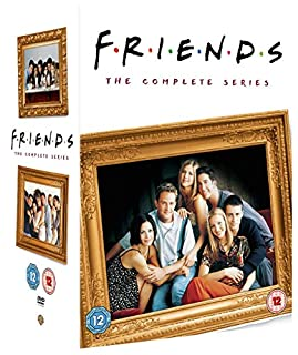 Friends - The Complete Series 1-10 [DVD] [2004] (B002CYIR0M) | Amazon price tracker / tracking, Amazon price history charts, Amazon price watches, Amazon price drop alerts