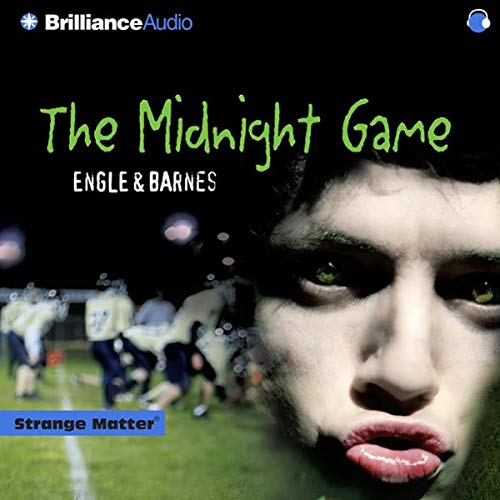 The Midnight Game audiobook cover art