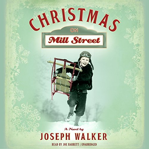 Christmas on Mill Street audiobook cover art