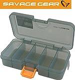 Savage Gear Lure Box 21,4x11,8x4,5cm Angelbox, Tacklebox, Köderbox, Anglerbox, Kunstköderbox, Boxen für Gummiköder, Wobbler, Angelköder