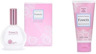 【セット買い】フィアンセ パルファンドトワレ ピュアシャンプー 単品 50ml & ハンドクリーム ピュアシャンプーの香り 50g