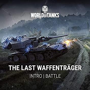 """The Last Waffenträger (From """"World of Tanks"""")"""
