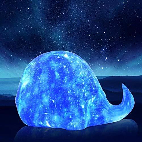 3D-print sterrenhemel lamp Balena kleurverandering 300 Ma Pla bescherming van de gezondheid en Dell'sfeerverlichting met LED USB creatief cadeau