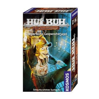 Kosmos 699536 - Hui Buh - Die verflixte Gespensterjagd