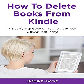 How to Delete Books from Kindle: Clean Your Shelf Today! cover art