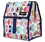 Packit Freezable Lunch Bag, Multicolor, 72017