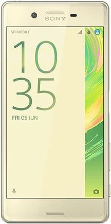 "Sony F8132 Xperia X Performance-Oro Smartphone 5"", Cámara 23 Mp, 64 GB, 3 GB RAM, Android v6.0.1 Marshmallow, color Oro. Versión Internacional"