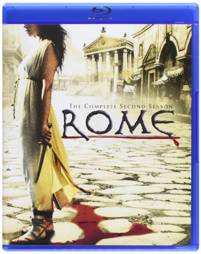 Rome: The Complete Collection [Blu-ray] [2005] [2007] [Region Free]