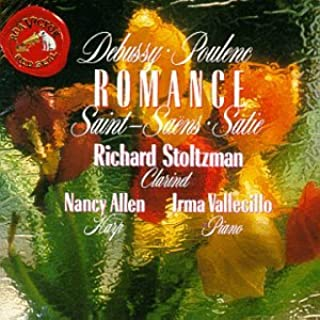 Best romance debussy piano Reviews