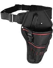 MASUNN Inalámbricos Taladro Electrónico Pistolera Cinturón De Herramientas Bolsa De Almacenamiento De Cinturón Ajustable