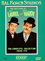 The Lost Films of Laurel & Hardy - The Complete Collection, Vol. 5