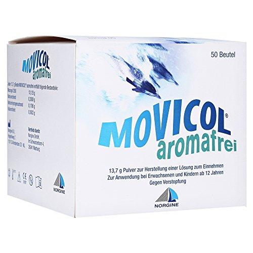 Norgine GmbH Movicol aromafrei Pulver zur Herstellung einer Lsung, 50er Pack