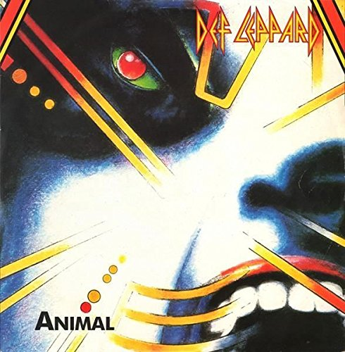 "ANIMAL 12 inch (12"" Vinyl) UK BLUDGEON RIFFOLA 1987"