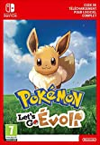 Pokémon : Let's Go, Évoli | Switch - Download Code