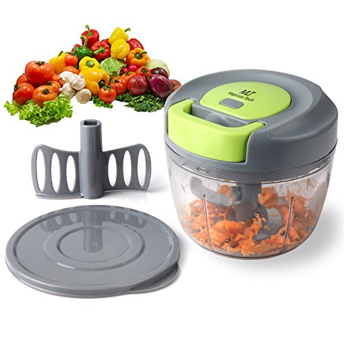 Magiclux Tech Mini 750 ml Powerful Manual Handheld Food...