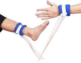 Exttlliy 4Pcs Hospital Patient Medical Restraints Bed Limb Holders Universal Constraints Control Quick Release for Hands or Feet