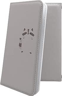 Nexus5X ケース 手帳型 アライグマ 動物 動物柄 アニマル どうぶつ グーグル ネクサス 手帳型ケース ロゴ ワンポイント ロゴ入り Nexus 5X キャラクター キャラ キャラケース