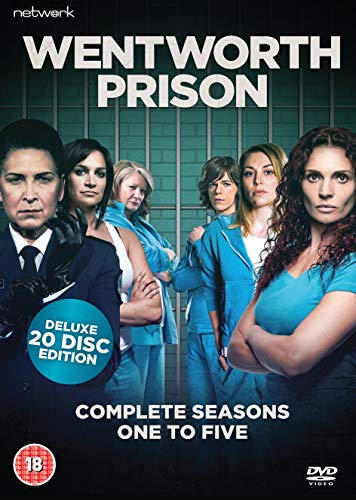 Wentworth Prison: Season One To Five [DVD] [Reino Unido]