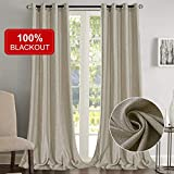 Home Fashion Faux Linen Curtains Review and Comparison