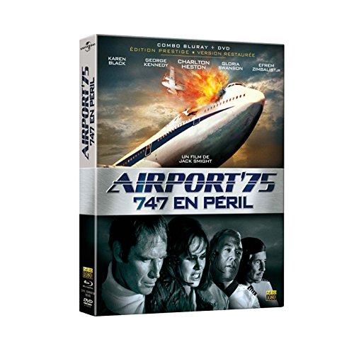 Airport 75 : 747 en péril [Francia] [Blu-ray]
