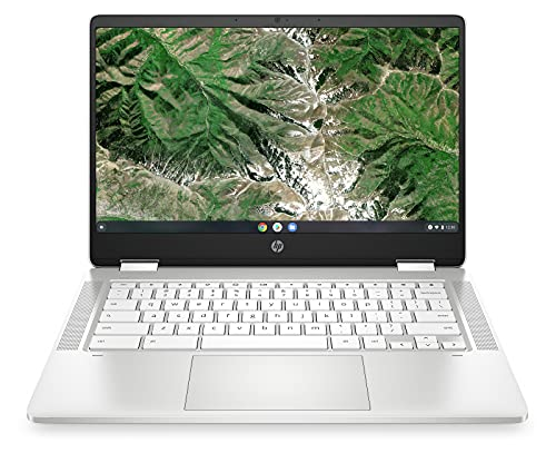 HP Chromebook x360 14a-ca0002sf PC Ultraportable Convertible...