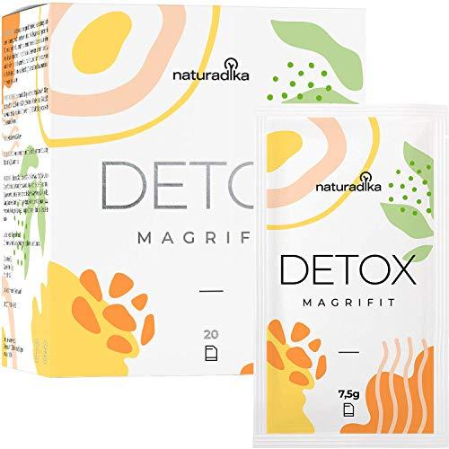 MAGRIFIT DETOX - Favorisce l'effetto drenante forte dimagrante, depurativo e antiossidante di una dieta per il controllo del peso e in caso di ritenzione idrica ·...