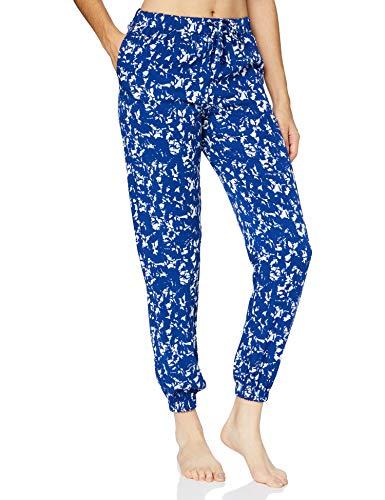 Tommy Hilfiger Jogger Pantalones, Cubierta Floral_Sailor Jim, S para Mujer